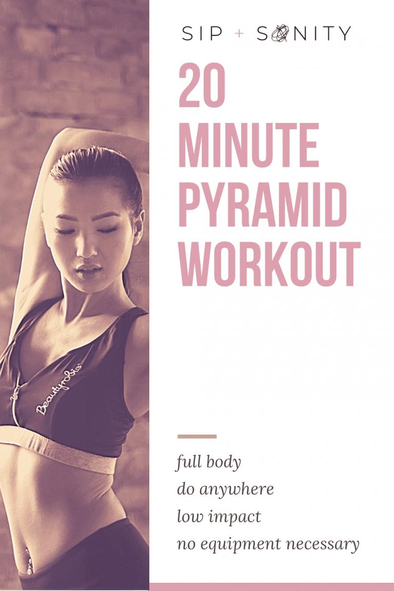 pin image pyramid workout