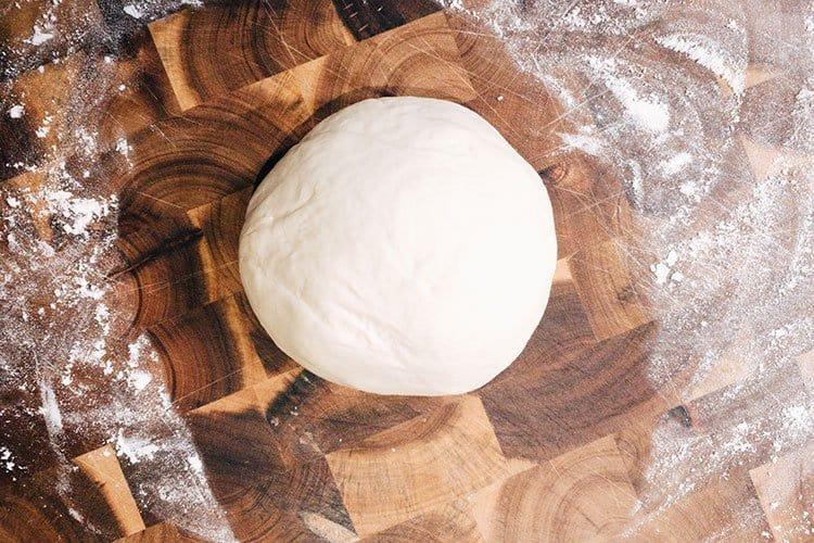 week 6 kneaded dough on board
