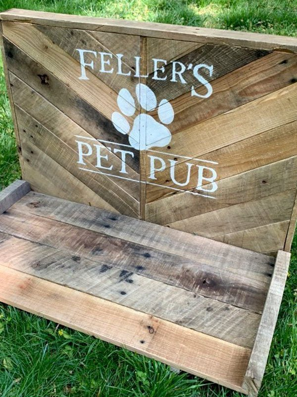 Celebrate Your Dog With a Pet Pub DIY