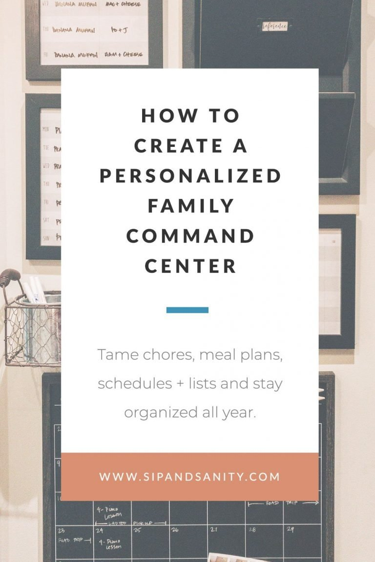 Pin image for Command Center