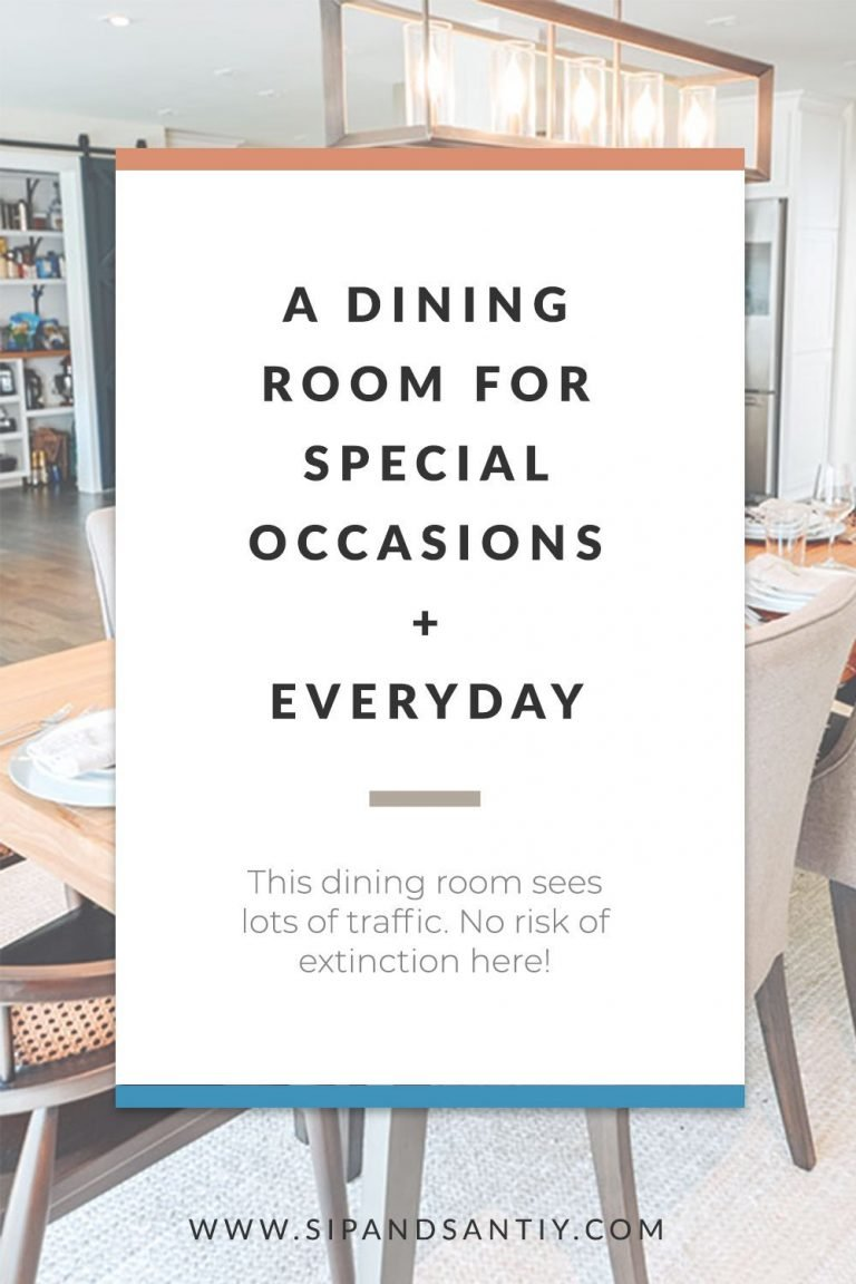 Pin image dining room makeover