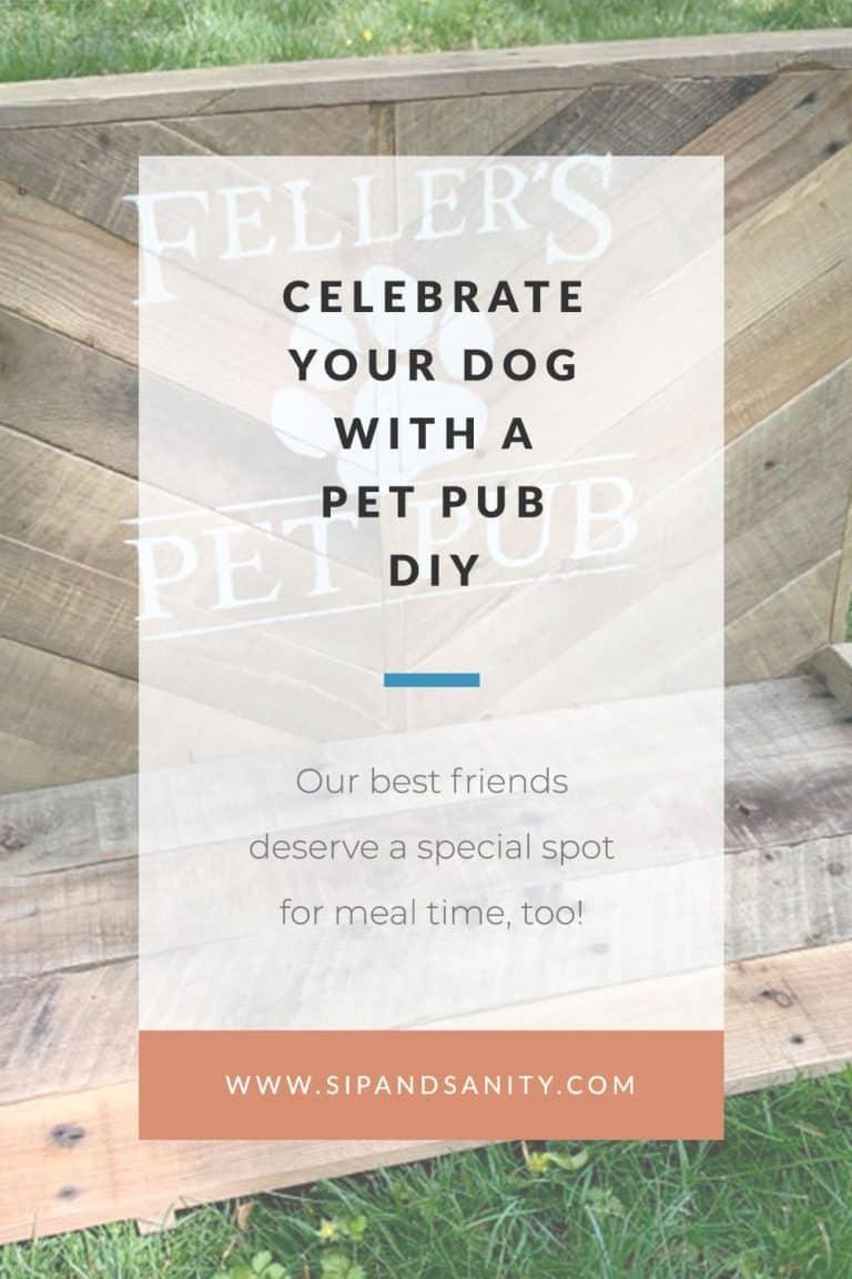 Pet pub pin image