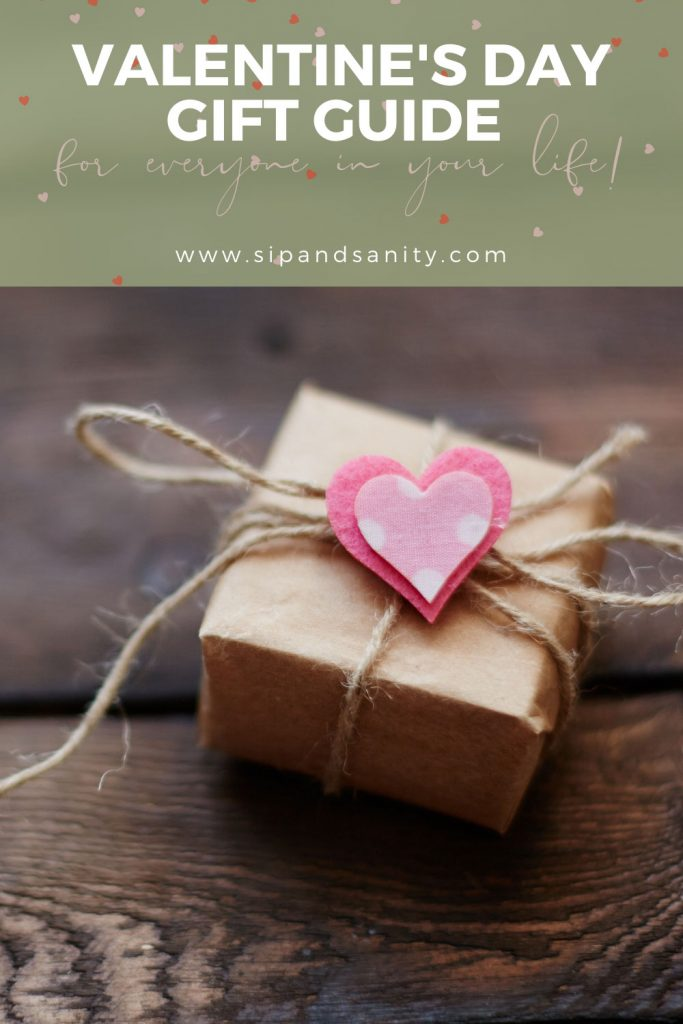 Pin image for valentine's day gift guide