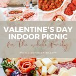 pin image for valentine's day indoor picnic