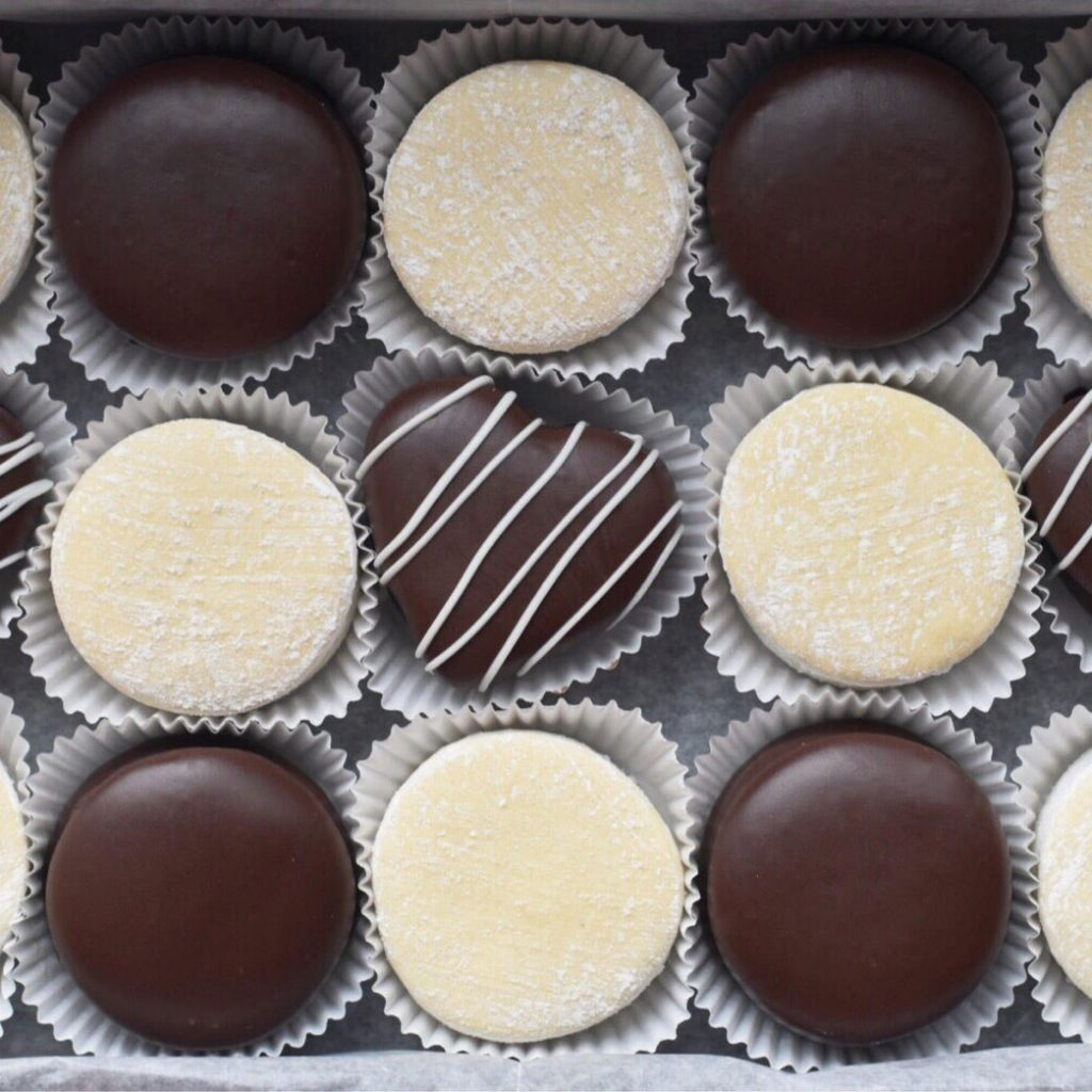 Alfajores Gift Box from DulceArte