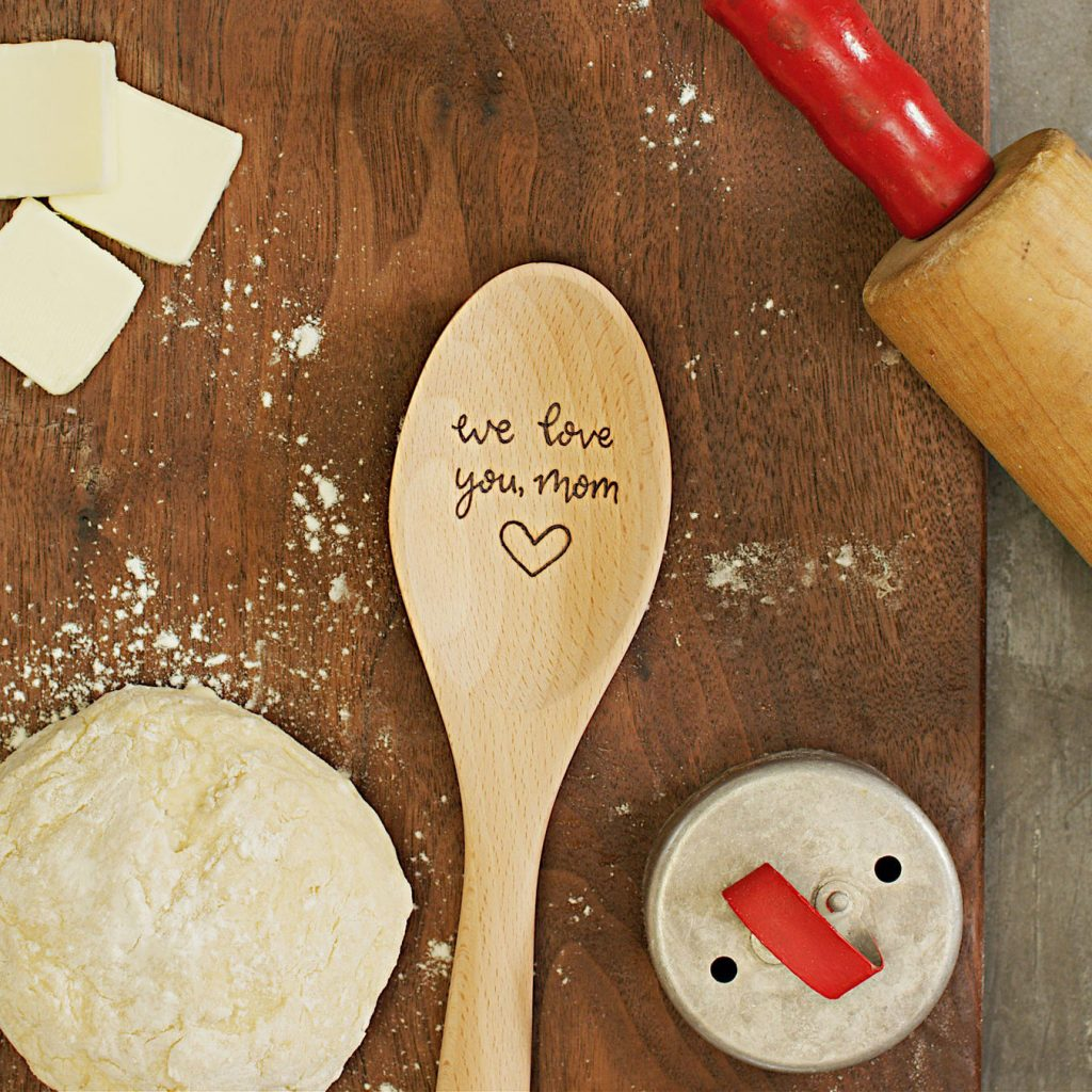 Engraved Wooden Spoon from Hearth & Table Co.
