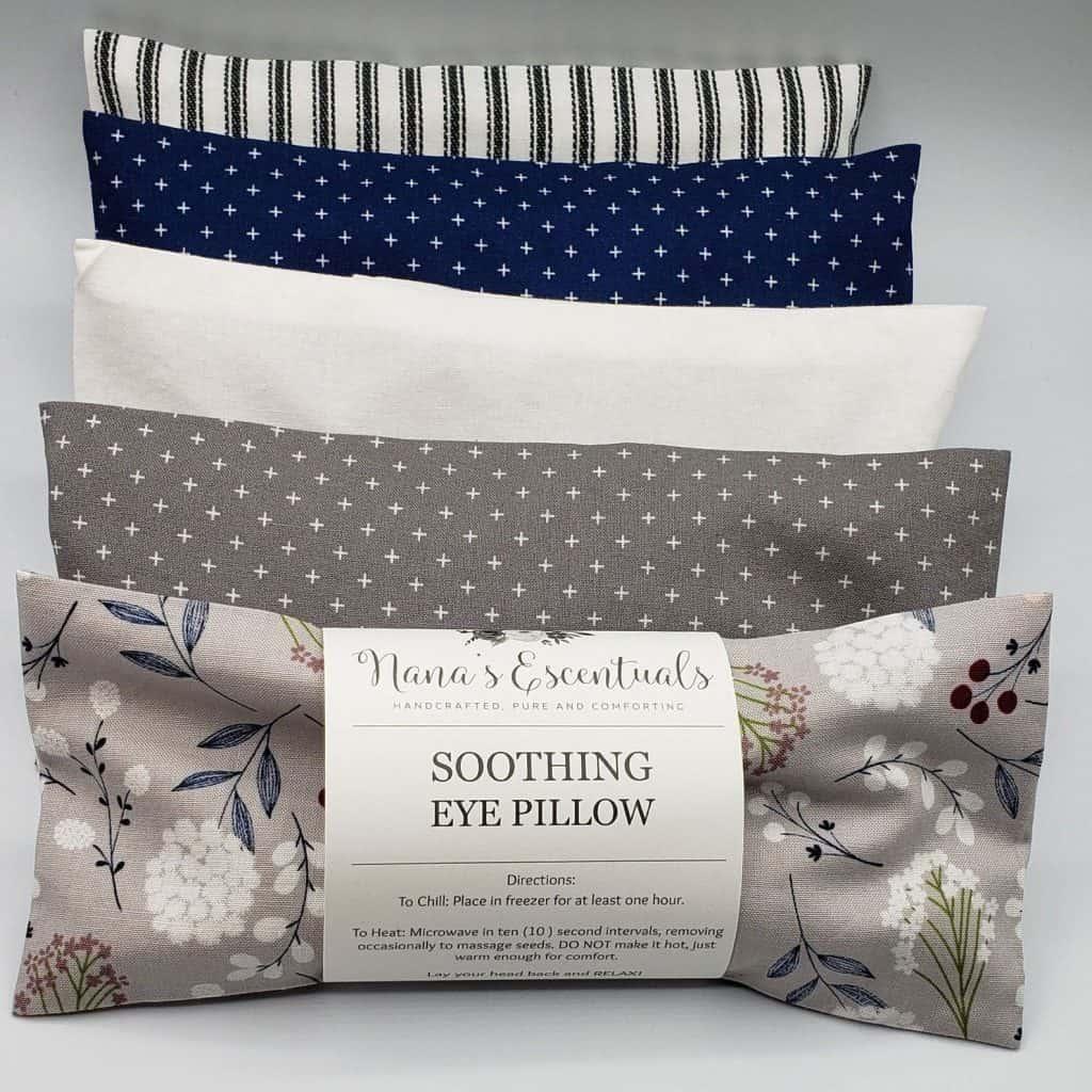 Aromatherapy Eye Pillow from Nana's Escentuals
