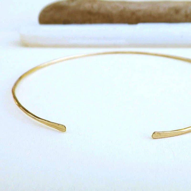 Dainty Gold Bracelet from Violetfly
