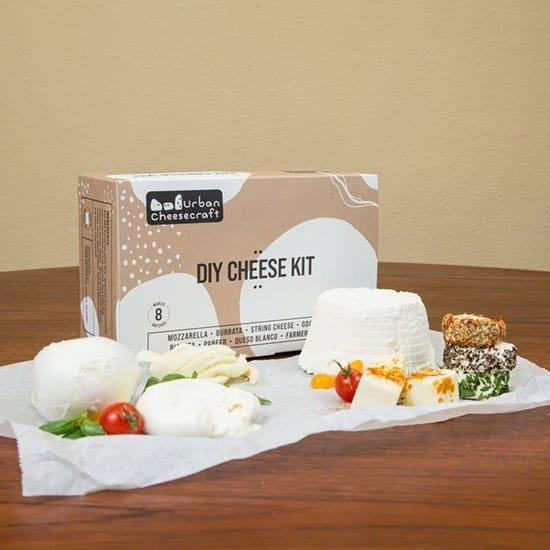 DIY Cheese kit by UrbanCheesecraft
