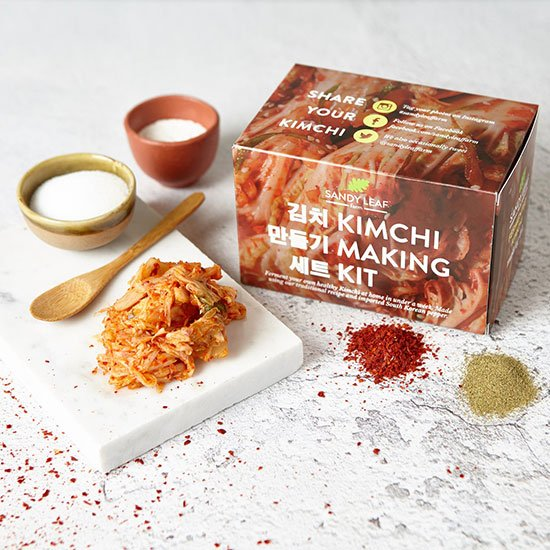 Kimchi Kit by Sandy Leaf Farm