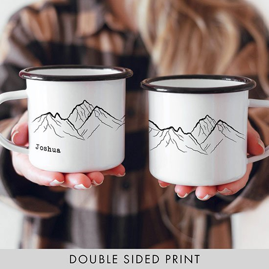 Outdoor Lover Mugs by Odysea