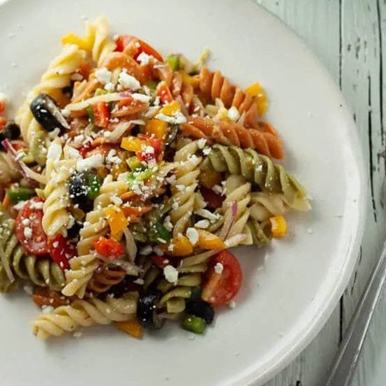 Tex-Mex Pasta Salad from Midwexican