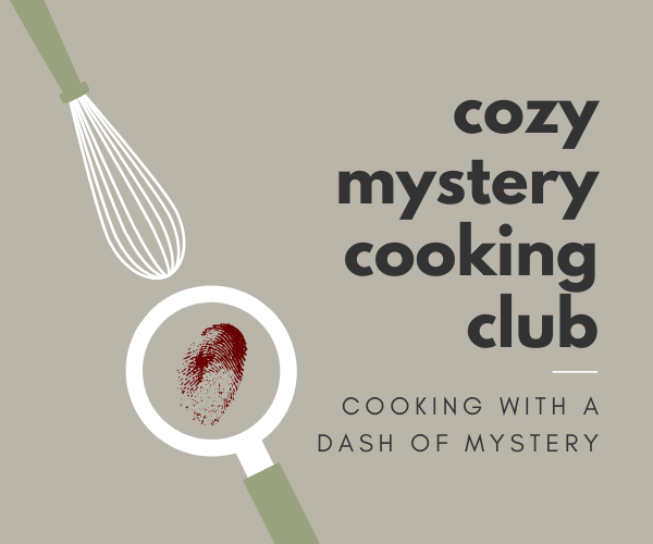 cozy mystery cooking club