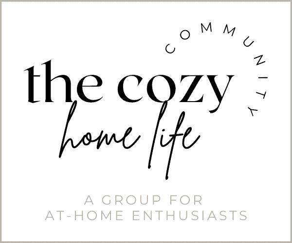 cozy home life community